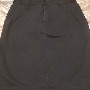 Old navy uniform skirt